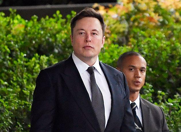 Elon Musk (photo
