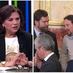 El comentado alegato de Lucía Méndez sobre la charla de Iglesias con Espinosa de los