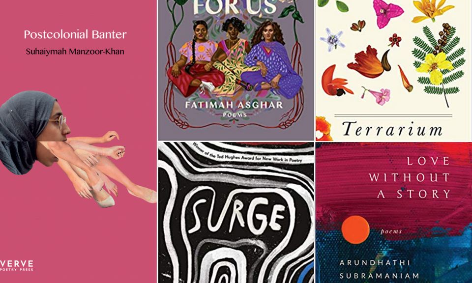 Sana Goyal lists the collections that made her fall in love with poetry this