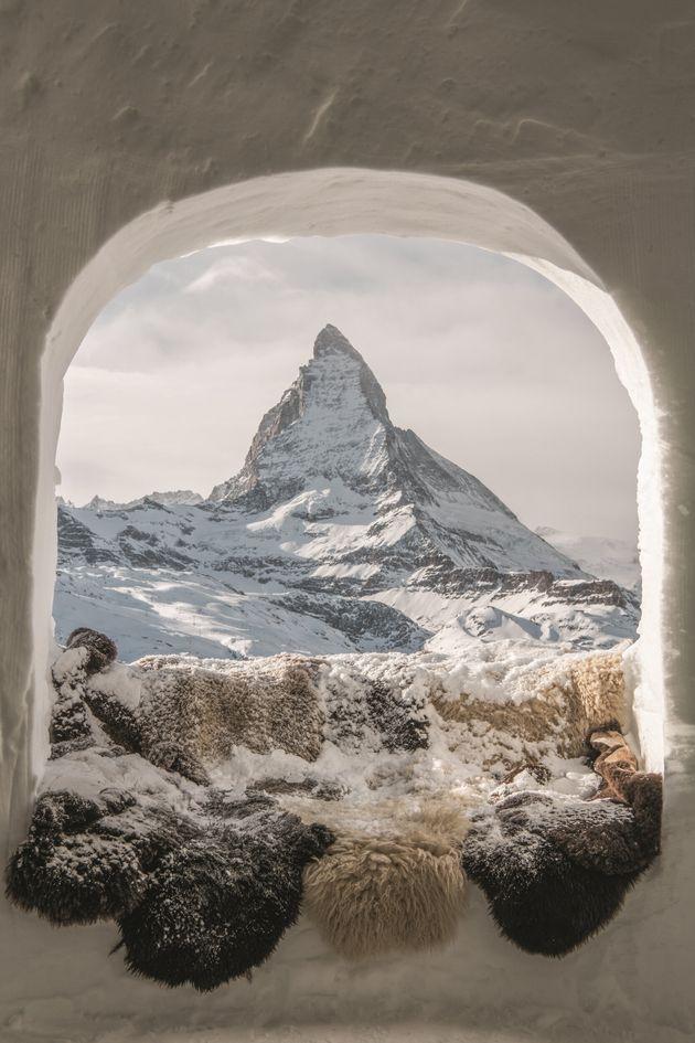 이글루 호텔에서 잘 수 있는 겨울 여행지가 있다 (사진)