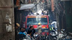 Devastating Factory Fire Kills At Least 43 In New