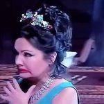 Inciampo per il soprano Netrebko.
