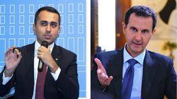 Di Maio, Assad e il rischio dell'irrilevanza (di S.