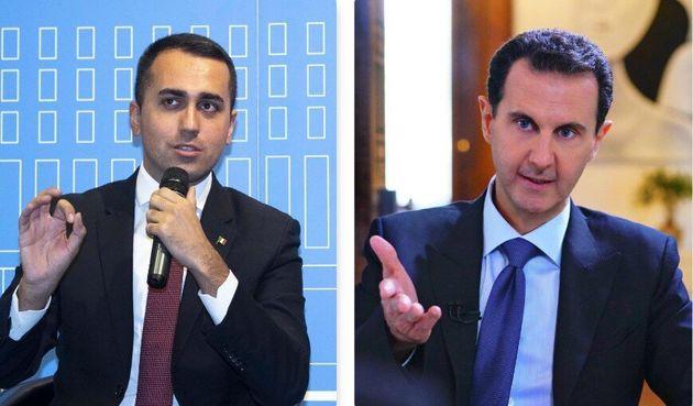Di Maio, Assad e il rischio dell'irrilevanza (di S. Colombo)