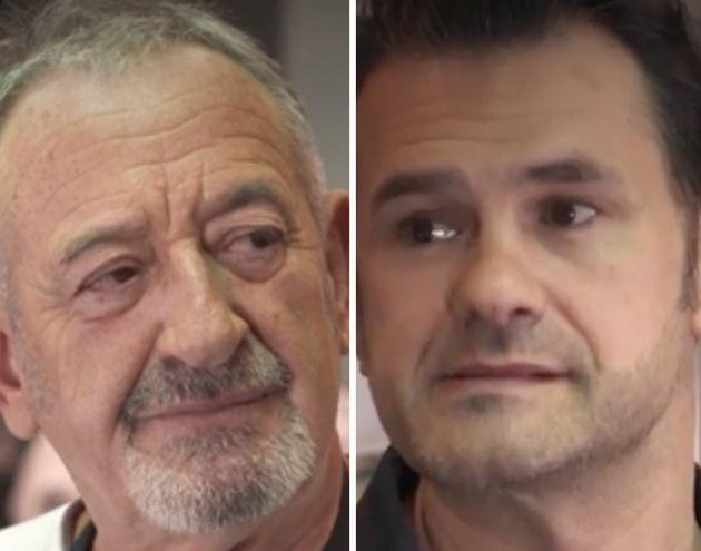 Karlos Arguiñano e Iñaki López en 'LaSexta