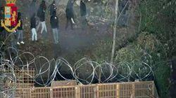 Guerriglia in Val di Susa con bombe carta e razzi, denunciati 25 NoTav di
