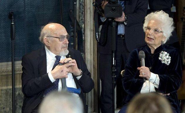 """Liliana Segre piange la morte di Piero Terracina: """"Ora mi sento ancora più sola"""""""