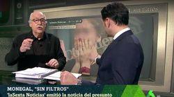 Un colaborador de 'LaSexta Noche' carga contra Telecinco por el caso de Carlota: