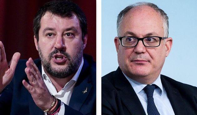 Salvini   Gualtieri, sarà duello tv sugli asili gratis