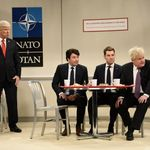 Paul Rudd, Jimmy Fallon And James Corden Are The Mean Girls Of NATO On