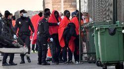Casi 390 migrantes han sido rescatados en aguas españolas sólo este fin de