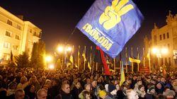 Κίεβο: Στους δρόμους περίπου 5.000 διαδηλωτές κατά της «συνθηκολόγησης» με τη