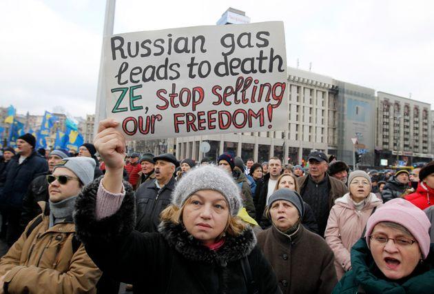 Διαδηλώσεις στο
