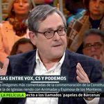 El inesperado comentario de Marhuenda sobre Rajoy en 'Liarla Pardo': ojo a la cara de Cristina