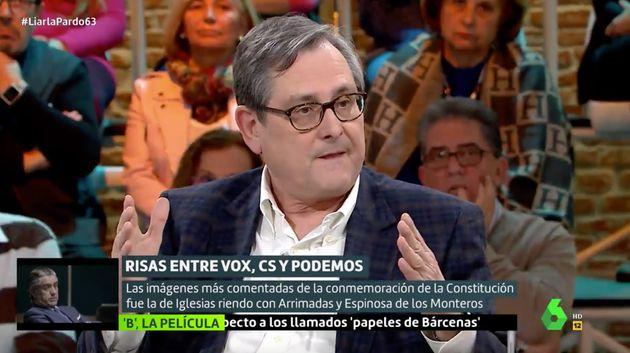 Francisco Marhuenda en 'Liarla