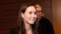 フィンランドで34歳の女性首相、サンナ・マリン氏が就任へ。女性は歴代3人目