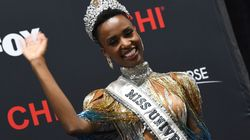 Miss Universe Zozibini Tunzi Is 'Role Model In Every