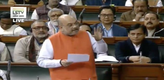 Citizenship Amendment Bill: How Amit Shah Defended Excluding Muslims