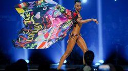 H Μις Νότια Αφρική στέφθηκε Μις Υφήλιος