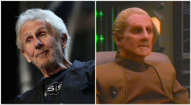 René Murat Auberjonois è morto, il celebre Odi di Star Trek