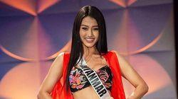 Miss Myanmar n'a pas gagné Miss Univers, mais est la 1ère candidate ouvertement