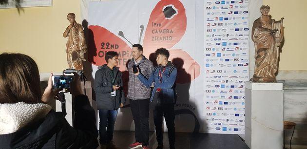 Παιδιά και έφηβοι κινηματογραφιστές σε δράση στο φετεινό Φεστιβάλ