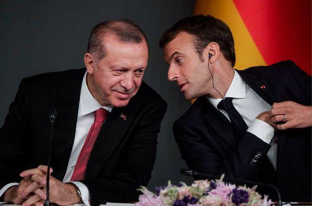 Erdogan provoca Macron: