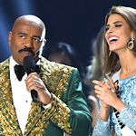 Steve Harvey Has Another Brutal Night Hosting Miss