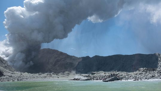 At Least 5 Dead, More Missing After New Zealand Volcano
