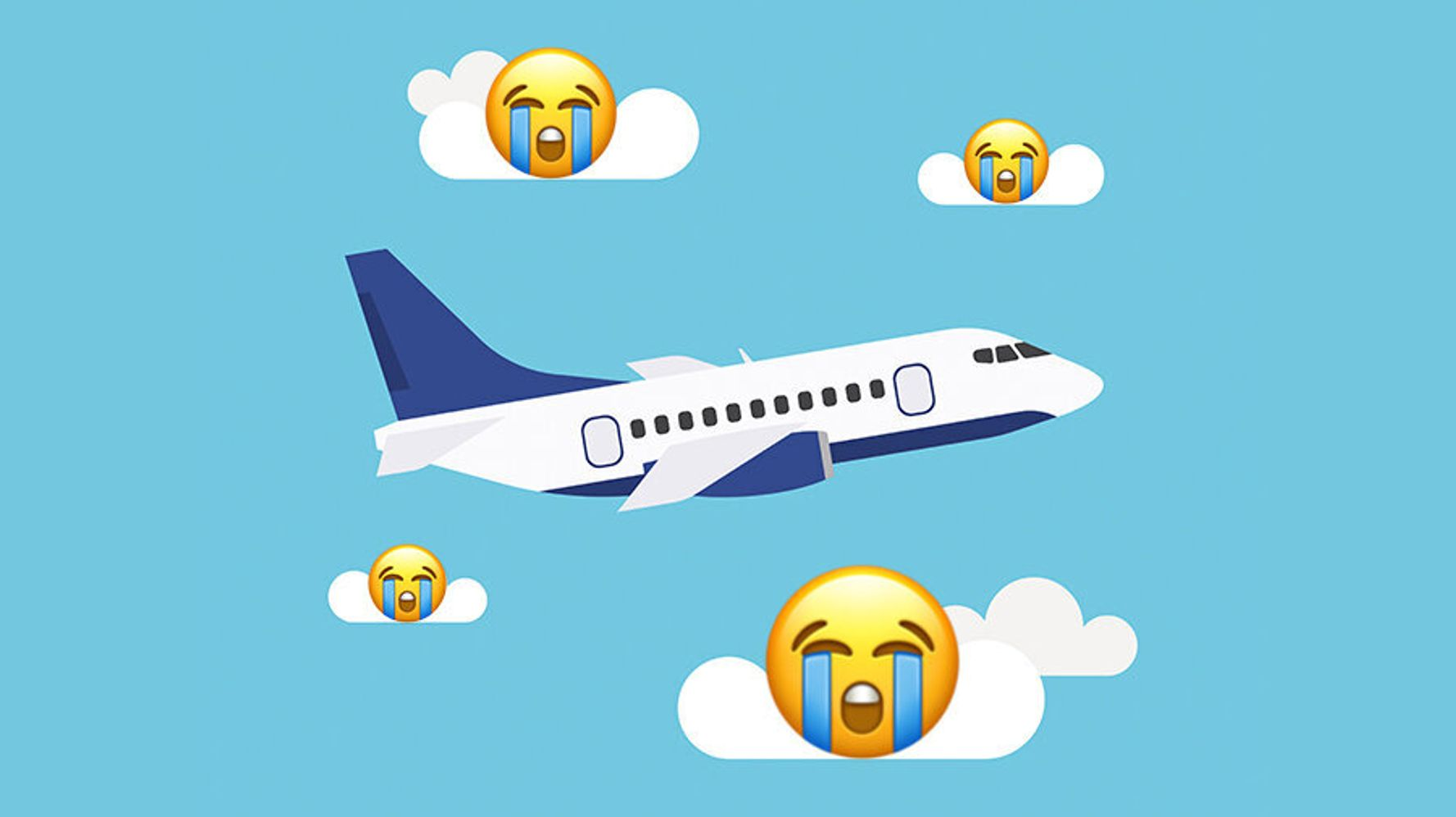 Joined The Mile Cry Club? Here's Why Flying Make Us Totes Emosh