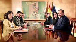 """Nada de Nochebuena: ERC posterga a """"después de Navidad"""" el posible acuerdo de investidura de"""