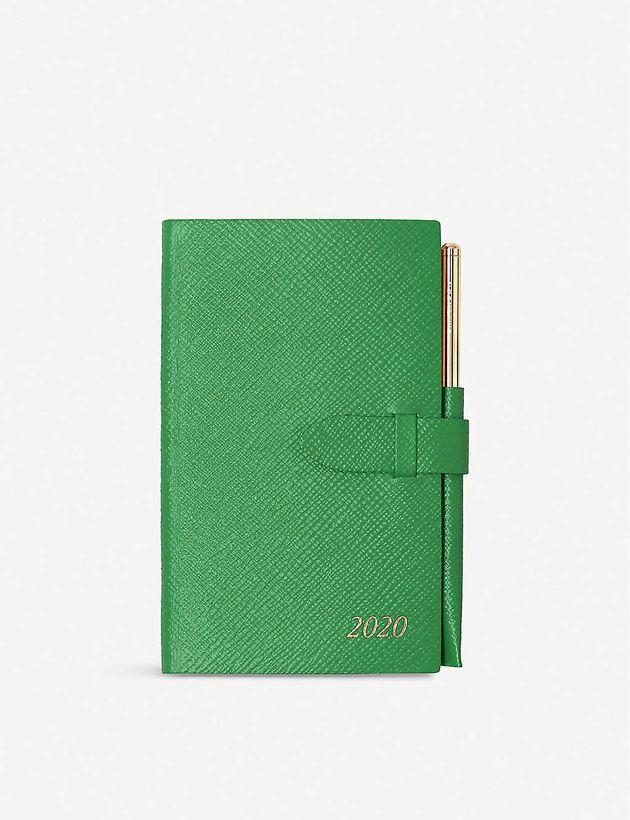 Smythson Panama Leather Diary and Pencil, Selfridges, £79