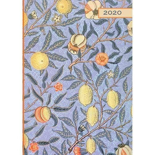 William Morris Pomegranate Padded Diary, Amazon, £7.99