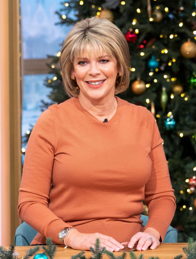 Ruth Langsford is reported to have complained about