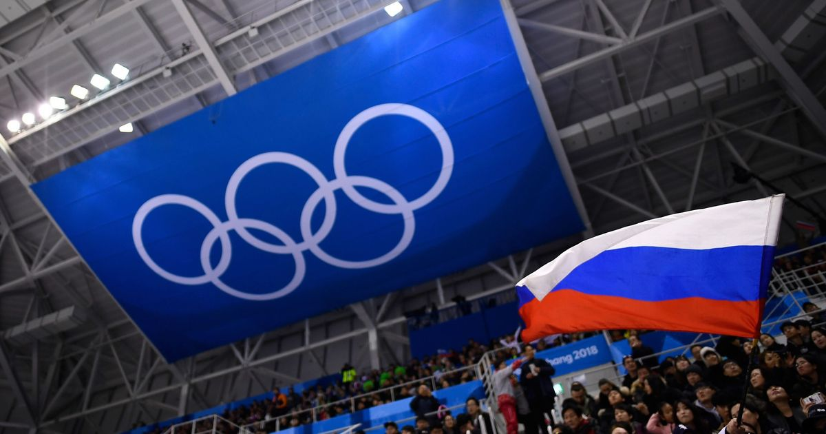 World Anti-Doping Agency Bans Russian Flag, Anthem For 4 Years