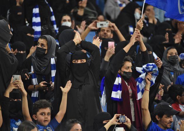 L'Arabie saoudite fait un nouveau (petit) pas pour le droit des femmes (photo d'illustration de femmes...