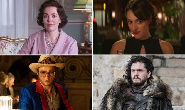 British nominees at next year's Golden