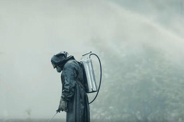 Το Τσέρνομπιλ του HBO κέρδισε μεγάλο αριθμό