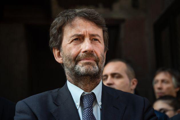 Il ministro dei Beni culturali, Dario