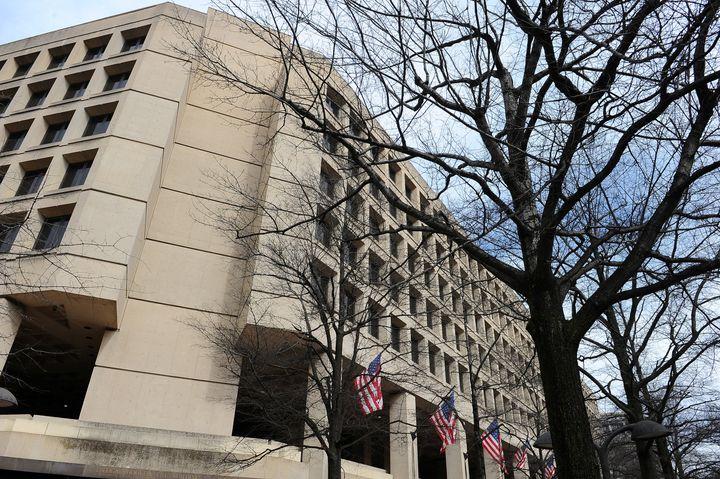 The J. Edgar Hoover FBI Building in Washington, D.C.