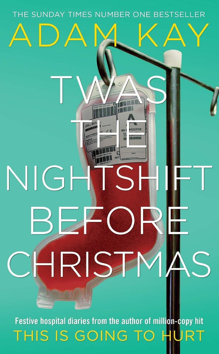 "<a href=""https://fave.co/344Nvsb"" target=""_blank"" rel=""noopener noreferrer"">Twas The Nightshift Before Christmas, Amazon,</a> &pound;5"
