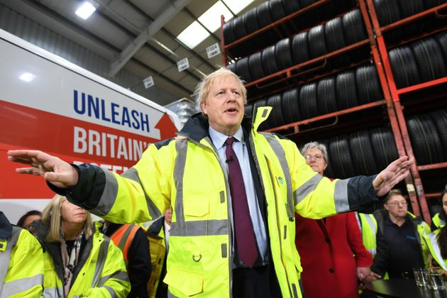 Boris Johnson 'Looking At' Scrapping TV Licences That Fund BBC