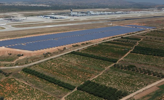 Αεροδρόμιο Αθηνών: Ουδέτερο σε άνθρακα έως το