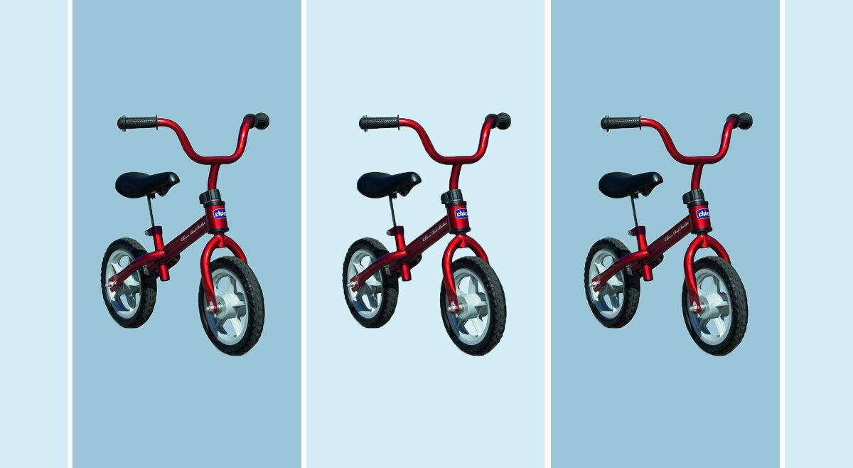 Strider 12 Classic Balance Bike Learn To Ride Bike No Pedals Red Learner Pre