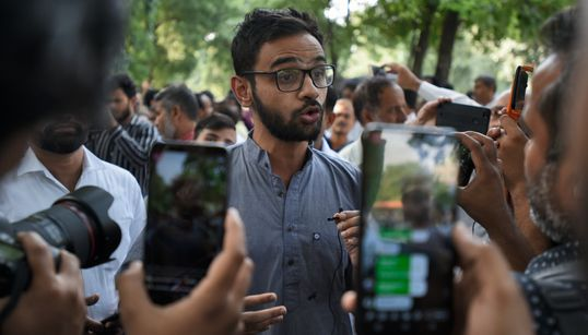 Umar Khalid Has One Response To CAB And NRC: 'It's Time For Civil
