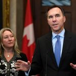 Liberals' Proposed Tax Cut Will Help 20 Million Canadians, Morneau