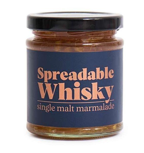 Spreadable Whisky Single Malt Marmalade, Oliver Bonas, £10