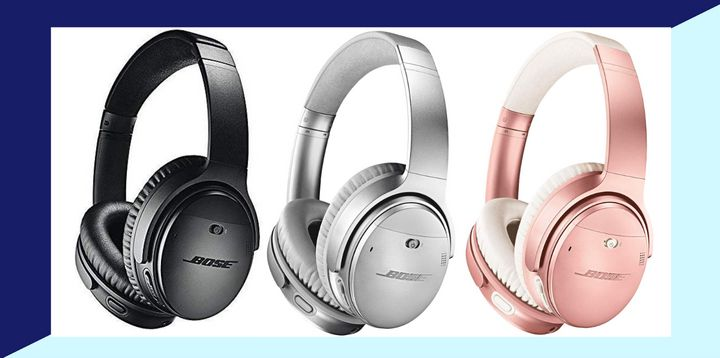 Give yourself or a loved one the gift of silence with these Bose noise-cancelling headphones that are on sale right now at Amazon.