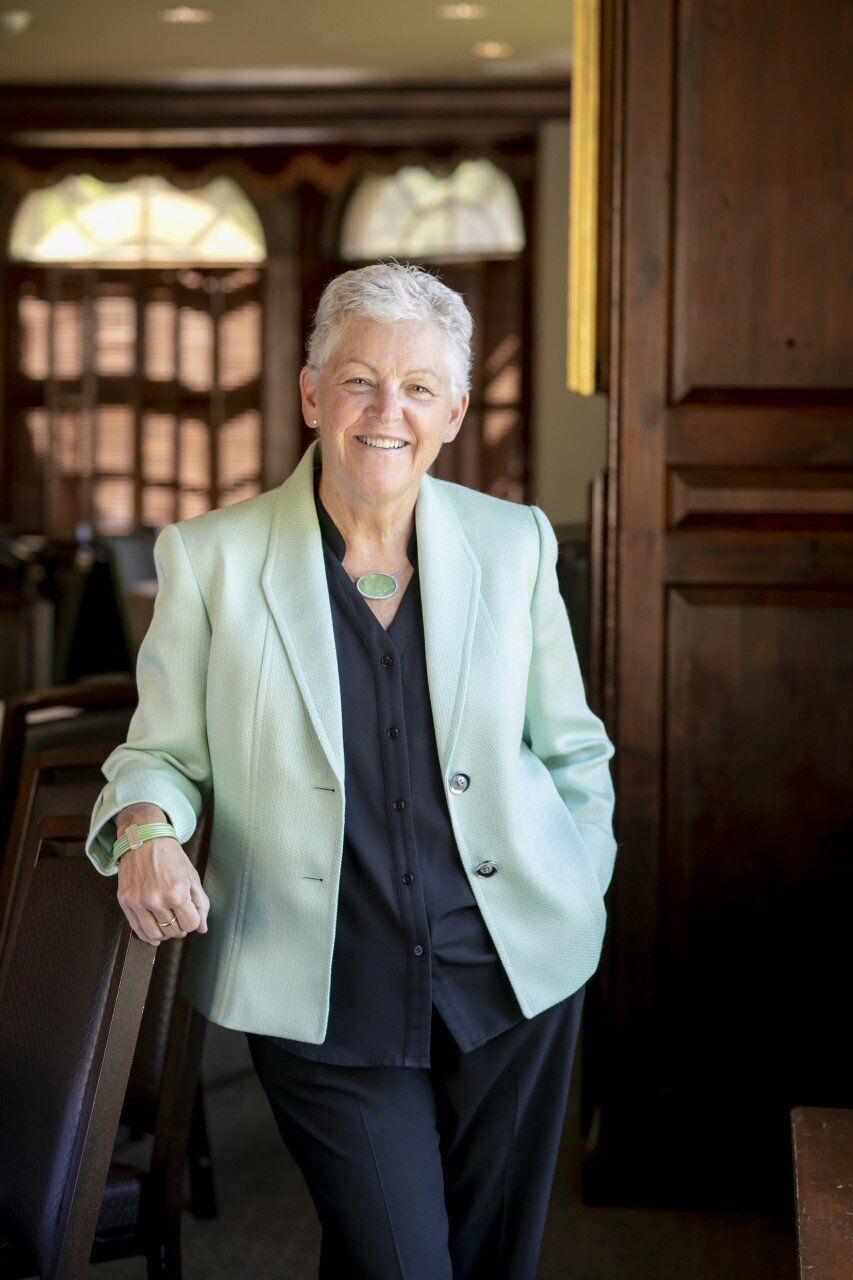 Gina McCarthy, the former head of the Environmental Protection Agency, says young people's passion and...