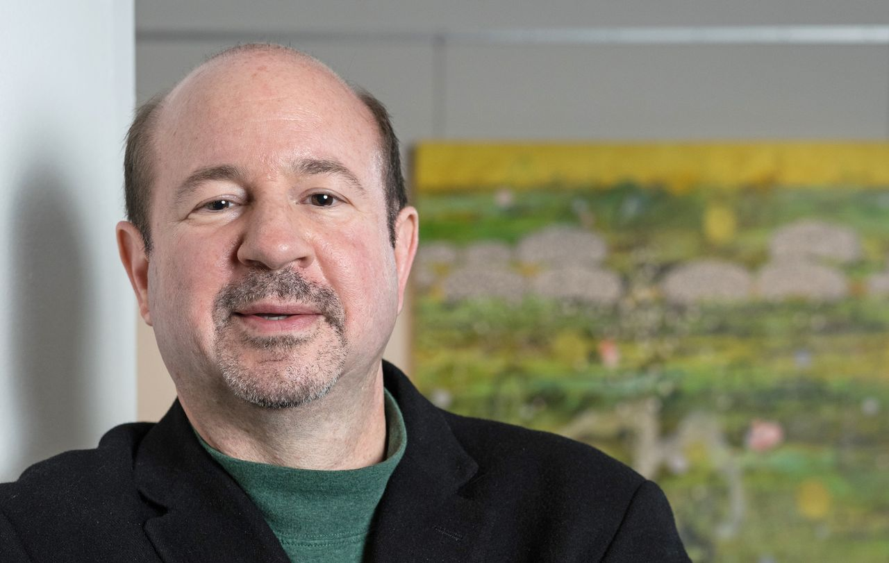 """Michael Mann, a climate scientist, says, """"There is great urgency, but there is also agency."""""""